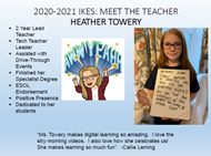meet the teacher slide heather towery