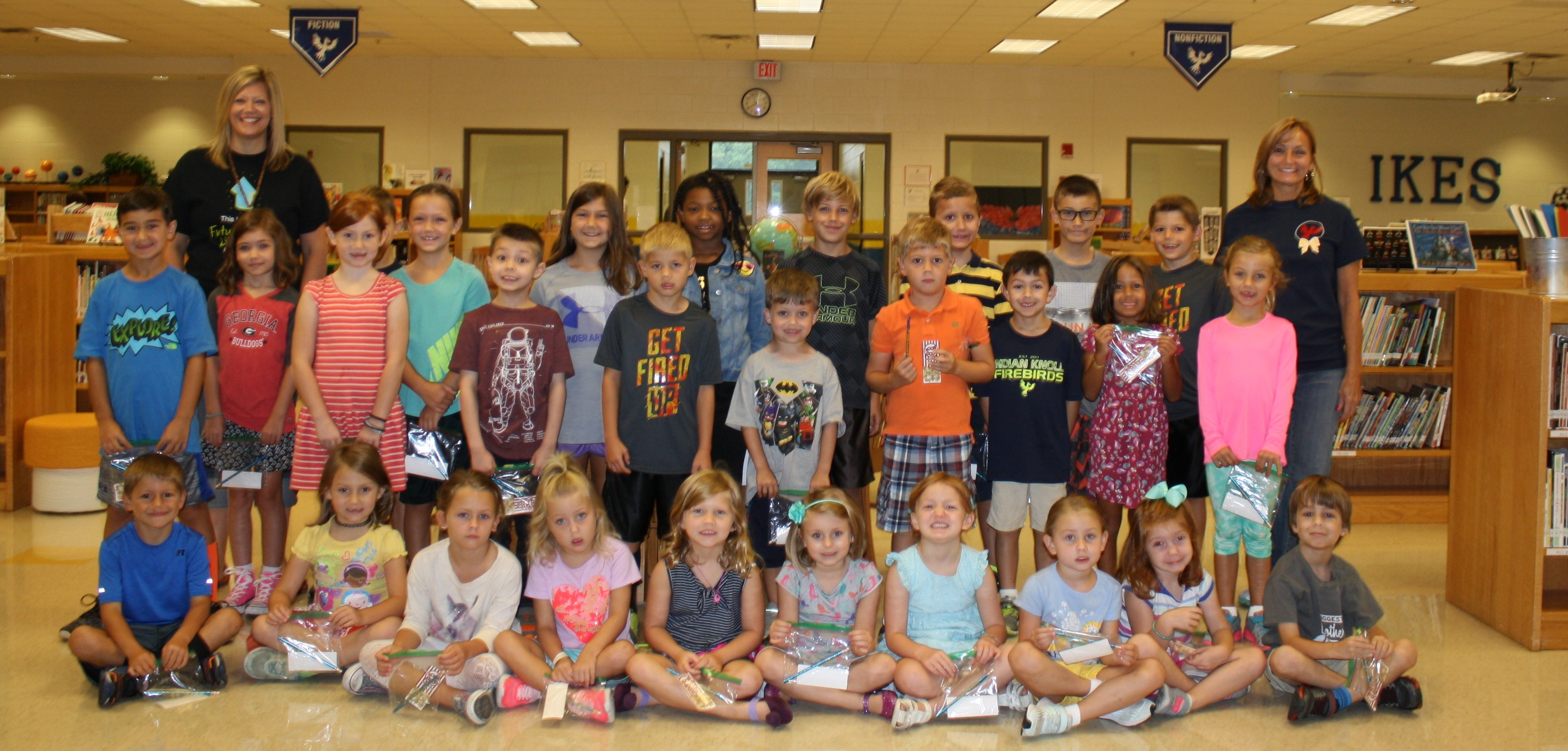 IKES Summer Readers