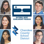 CCSD 2019 National Merit Semi-Finalists