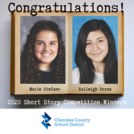 CCSD 2020 Short Story Competition Winners 6 10 2020