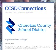 CCSD Connections image April 2021
