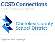 CCSD Connections March 2020 image