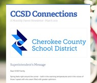CCSD Connections March 21 image