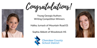CCSD Young Authors State Winners 8 18 2020