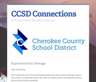 image CCSD connections newsletter May 21