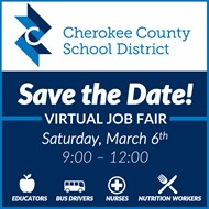 Save the Date - 2021 CCSD Job Fair