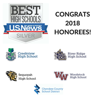 us news and world report best high schools logo