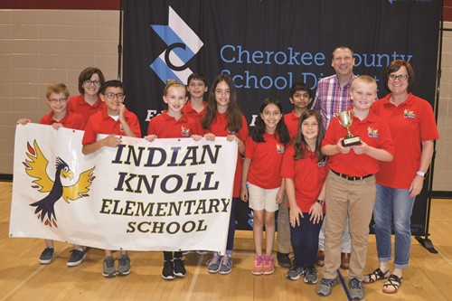 CCSD 2019 ES Academic Bowl Indian Knoll ES 4 17 19