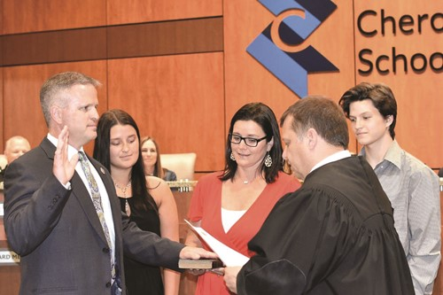 CCSD Police Chief Swearing In 1 6 21 19