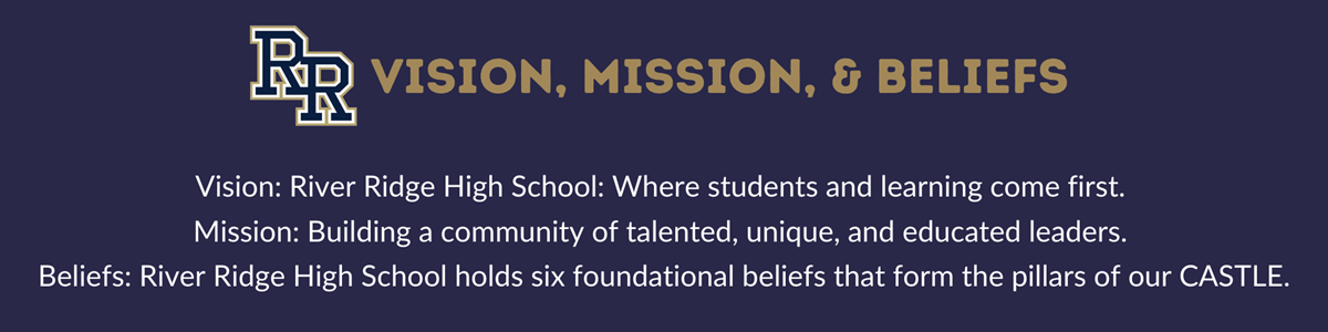 RRHS Vision, Mission, and Beliefs