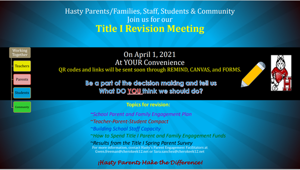 Title Revision English