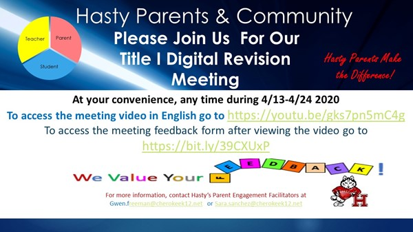 Parent Revision English