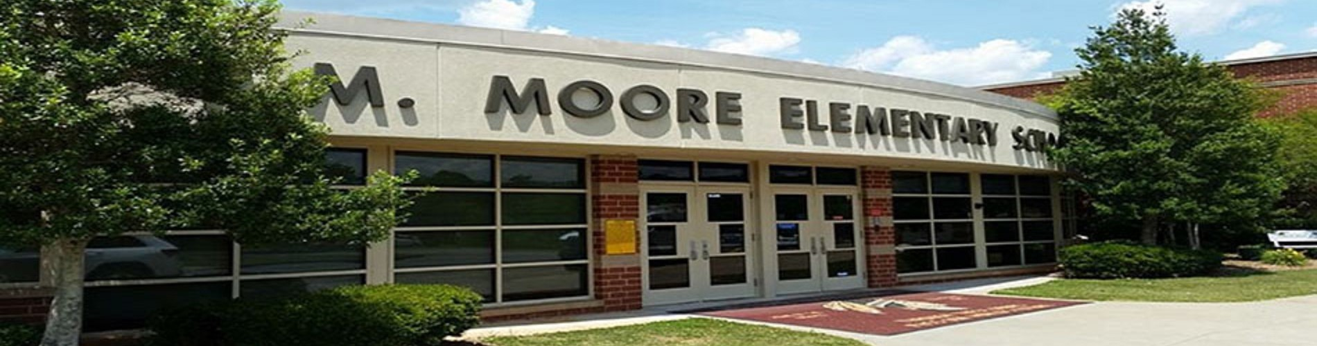 Picture of RM Moore Elementary School