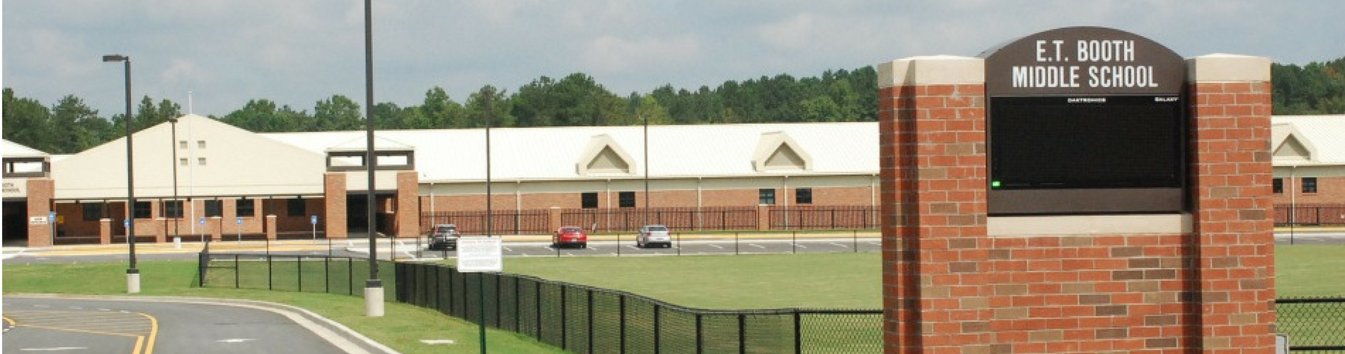 Photo of E.T. Booth Middle School
