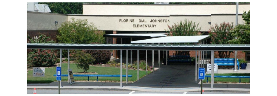 Johnston Elementary School front