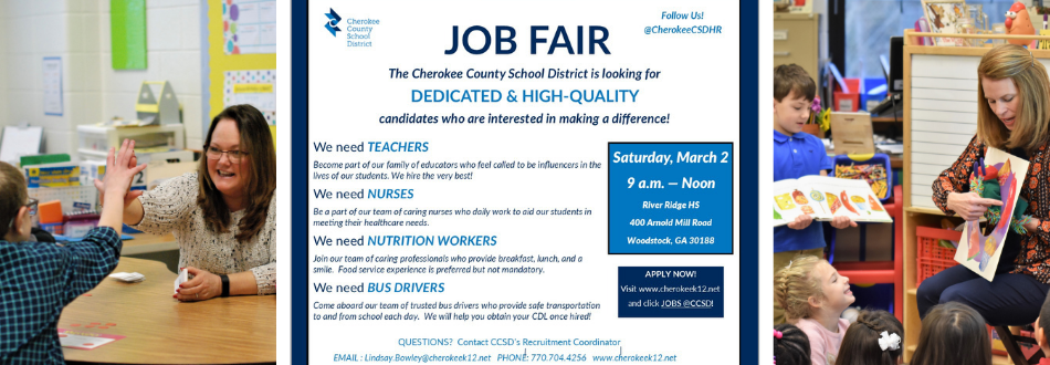 job fair flier
