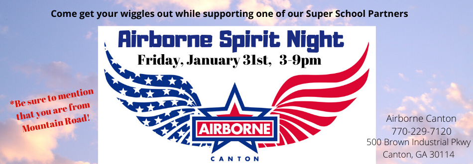 Airborne Spirit NIght 2020