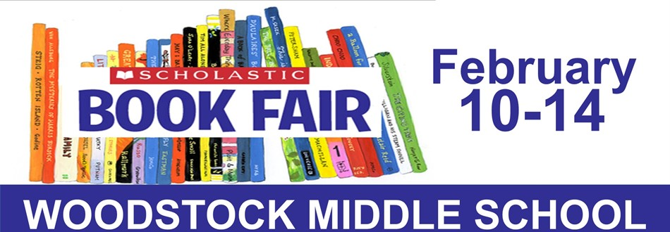 Woodstock Middle School Book Fair