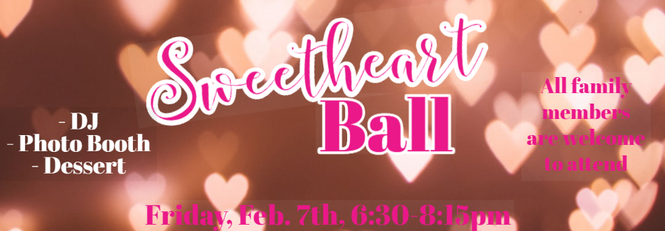 Sweetheart Ball 2020