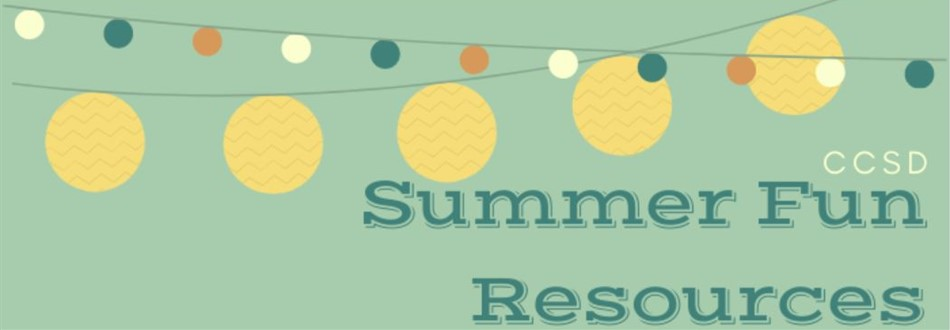 Summer Fun Resources