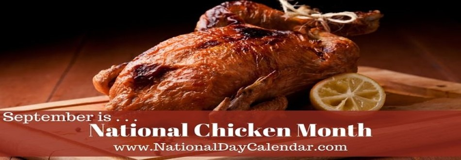 natl chicken month