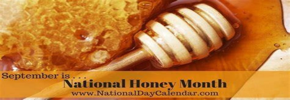 natl honey month