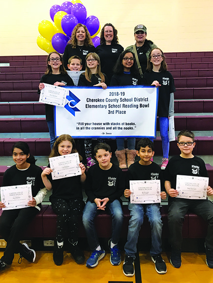 ccsd reading bowl - little river es 2 7 19