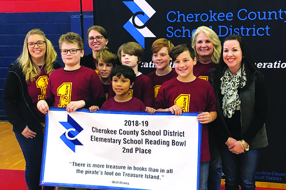 ccsd reading bowl - rm es stem academy 2 7 19