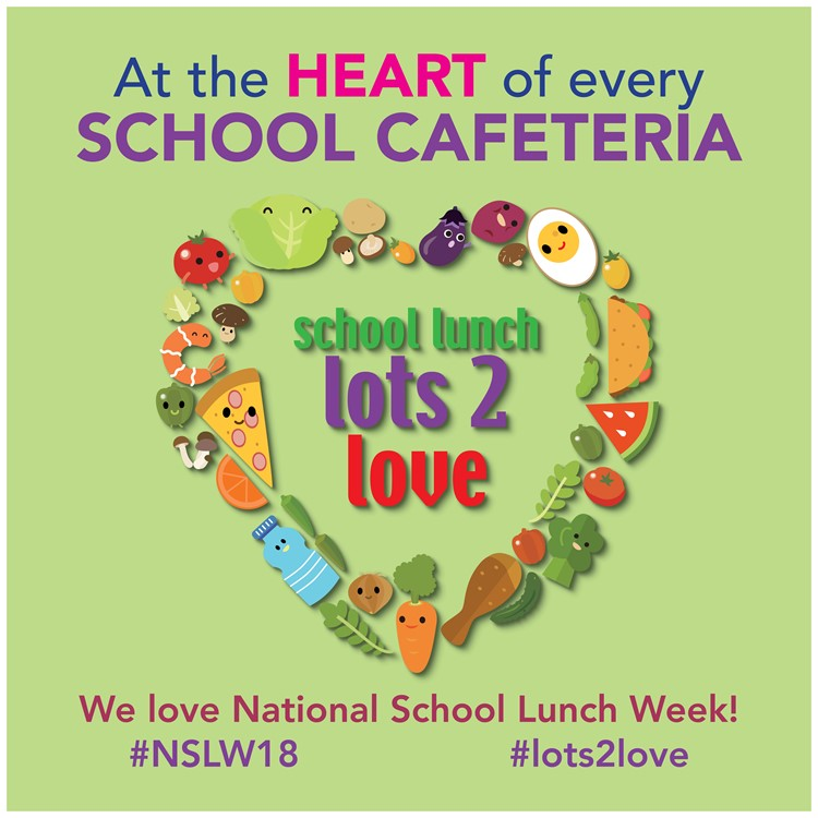 school lunch week logo