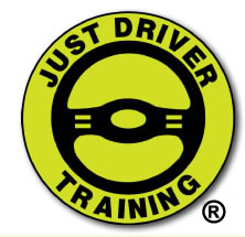 Just Driver Logo